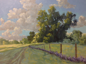 Linda Blondheim - Florida Landscape and Nature Painting Artist