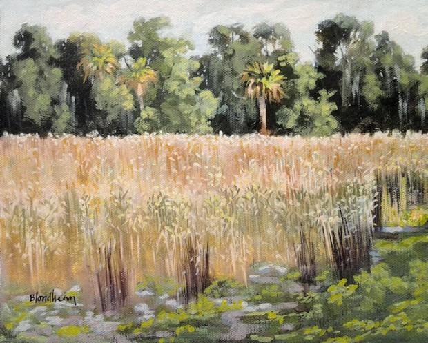 Collins Field Rye – Linda Blondheim