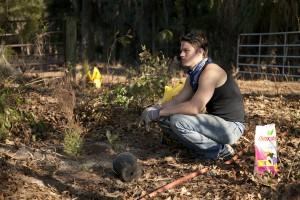 February Tree Planting at Fair Oaks - 19