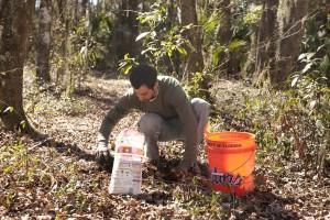 February Tree Planting at Fair Oaks - 22