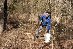 February Tree Planting at Fair Oaks - 29