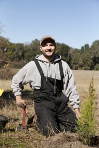 February Tree Planting at Fair Oaks - 40