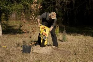 February Tree Planting at Fair Oaks - 45