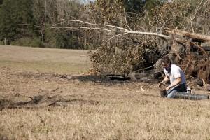 February Tree Planting at Fair Oaks - 47