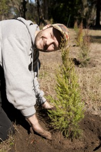February Tree Planting at Fair Oaks - 61