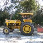 Matt Kavanaugh at Fair Oaks - Tractor