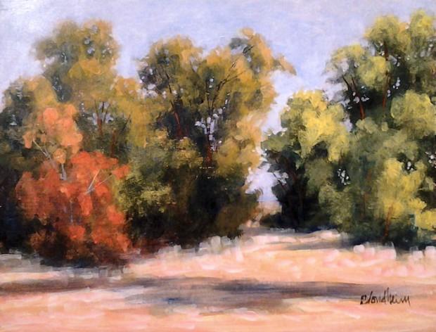 Pond Area – Linda Blondheim