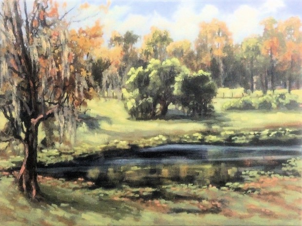 Pond View – Linda Blondheim