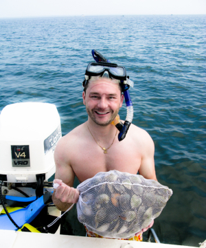Scalloping 2011 - Seb