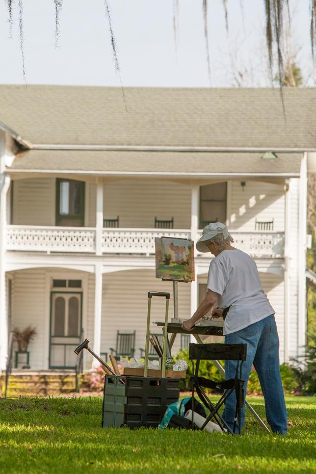 Fair Oaks + Oak Hammocks adventures in Evinston – 13