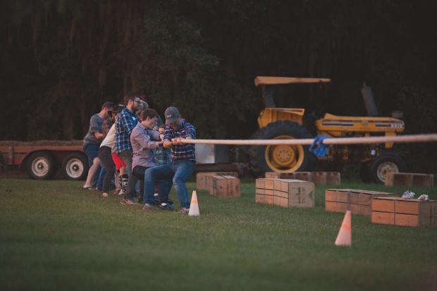 2015 Gator Wesley Fall Festival