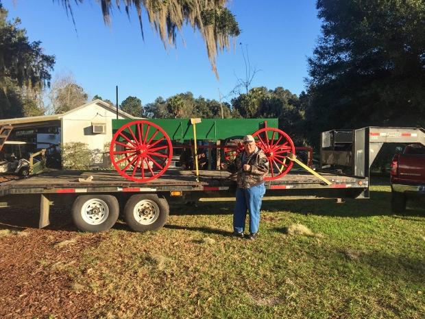 Dalton Dowdy's Wagon